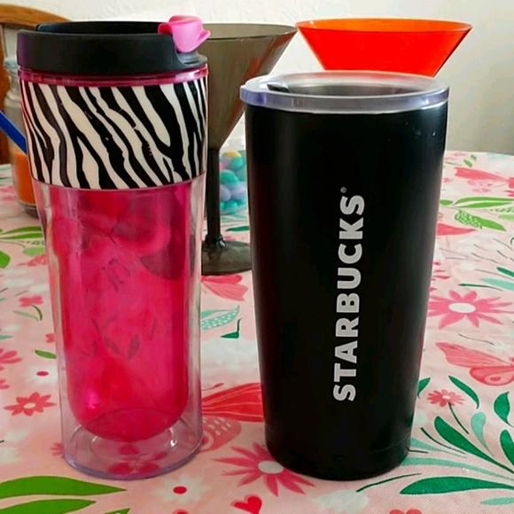 Starbucks travel cup bundle